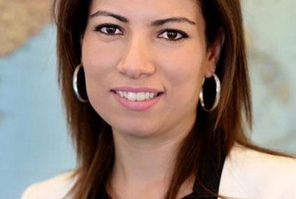 Fatima Zahri Profile Landscape Picture